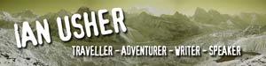 IanUsher.com Website Footer